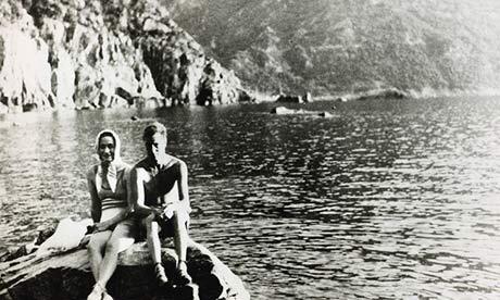 King Edward VIII and Mrs, Wallis Simpson
