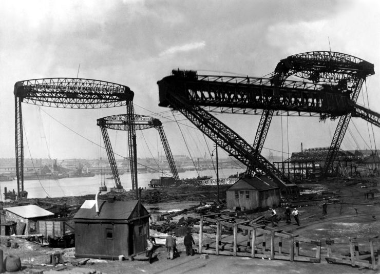 palmers dismantled 1938