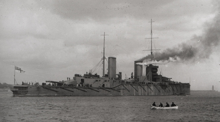 Queen_Mary-1913