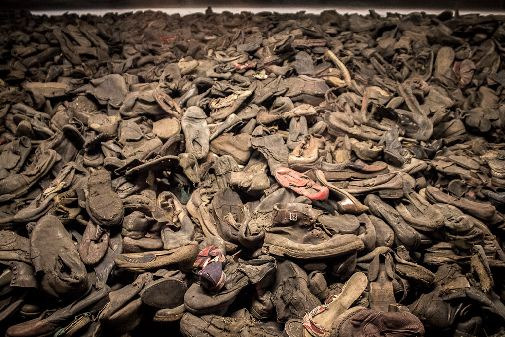 Auschwitz Concentration Camp Gas Chambers