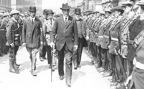 UVF Parade