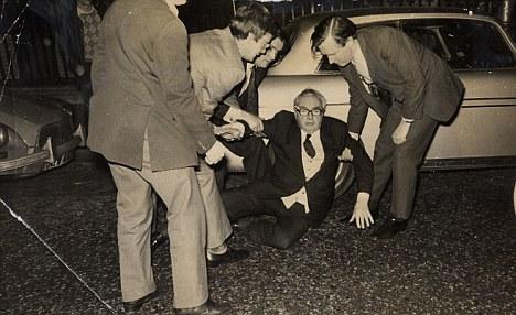 george brown drunk