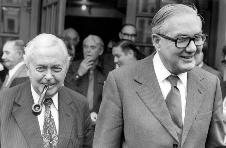 Prime-Minister-James-Callaghan-with-Harold-Wilson-768x505