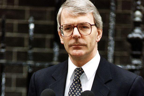 John-Major-Prime-Minister-outside-10-Downing-Street
