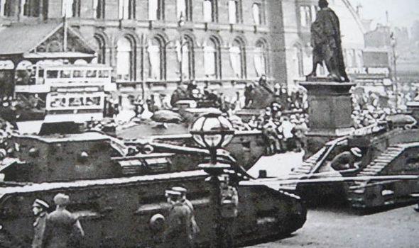 1919-communist-riots-trade-unions-Glasgow-tanks-used-768089