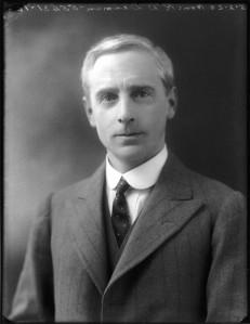 NPG x120126; Sir Richard Douglas Denman, 1st Bt by Bassano