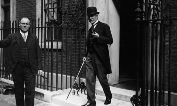 ramsay mac resigning 1931