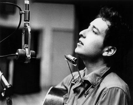 Bob Dylan Recording